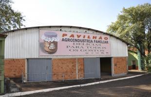 Pavilhão Comercial e Industrial